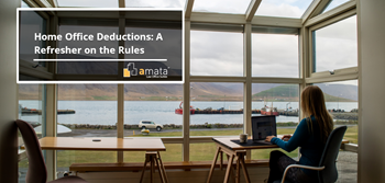 Home Office Deductions: A Refresher on the Rules