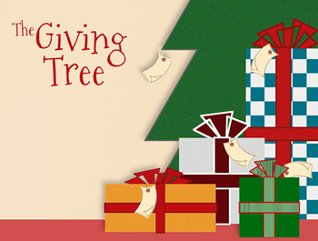 Amata's Annual Giving Tree is Virtual This Year!